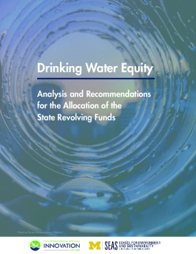 Drinking Water Equity: Analysis and Recommendations for the Allocation of the State Revolving Funds